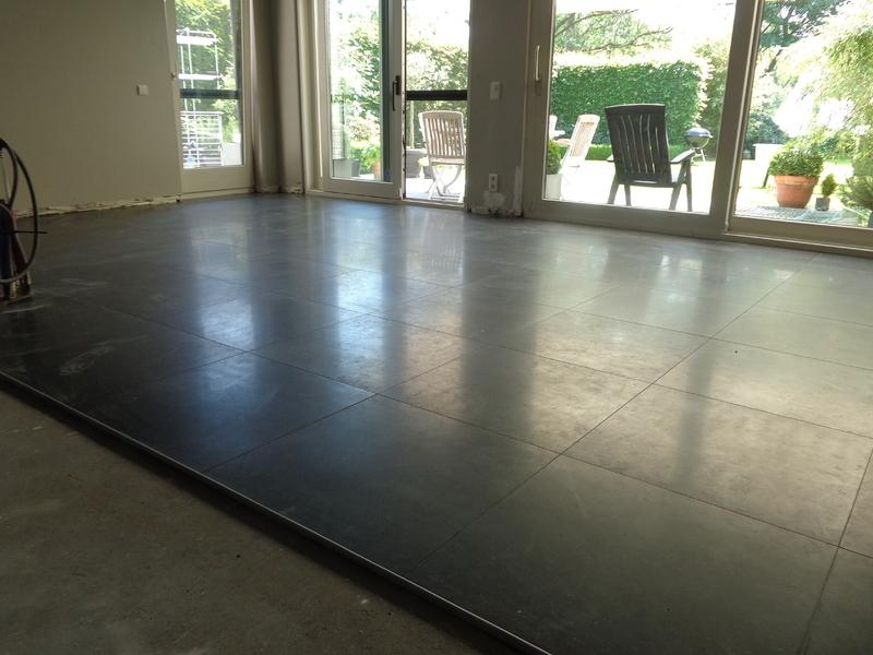 Vloeren En Tegels : Aanleggen van vloeren en tegels vercammen yannick